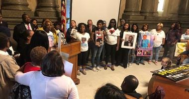 Every Murder is Real (EMIR) Healing Center launched a new campaign on Tuesday at City Hall.