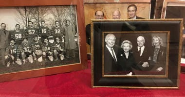 """The life of H.F. """"Gerry"""" Lenfest was celebrated Wednesday at the Academy of Music."""