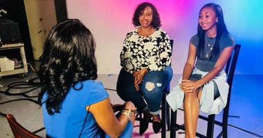 Makenzie Clanagan and her mom, Clara speak to KYW Newsradio's Cherri Gregg.