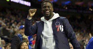 Actor Kevin Hart