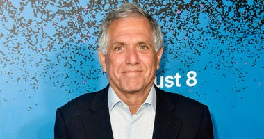 Chief Executive Officer of CBS Les Moonves attends 'Carpool Karaoke: The Series' On Apple Music Launch Party at Chateau Marmont on August 7, 2017 in Los Angeles, California.