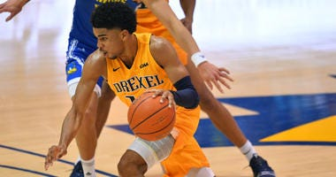 Drexel freshman point guard Camren Wynter