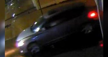 Accident Investigation Division is seeking the public's assistance in identifying the below vehicle (currently unknown make/model) and its occupants.