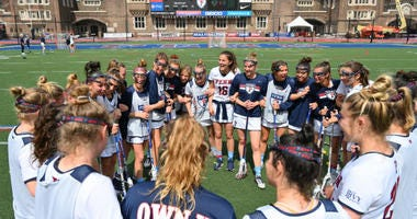 The University of Pennsylvania women's lacrosse team is headed to its 13th straight NCAA Tournament.