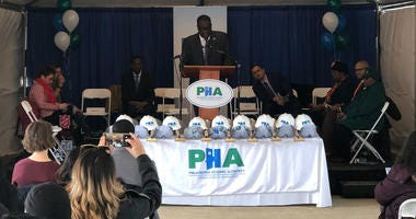 The Philadelphia Housing Authority broke ground Tuesday on its third phase of a 10-year transformation of the Sharswood/Blumberg neighborhood of North Philadelphia.