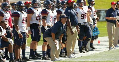 Head coach Ray Priore led Penn to a 6-4 record in 2017.