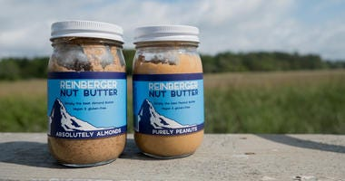 Reinberger Nut Butter, which is sold on Loop.