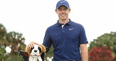 Golfpass founder Rory McIlroy