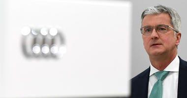 Audi boss Rupert Stadler