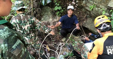 Thai Cave Rescue