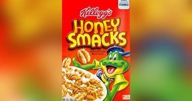 Honey Smacks Cereal