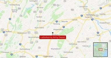 PA Army Depot Explosion