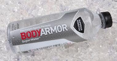 Coca Cola Body Armor