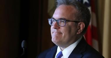 "Andrew Wheeler, the former coal lobbyist who is now acting administrator of the Environmental Protection Agency, was a ""driving force"" behind the agenda of Sen. James Inhofe, who called climate change a ""hoax,"" according to people familiar with Wheeler's"