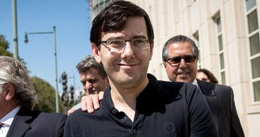 Martin Shkreli reportedly runs his pharmaceutical company from prison on a contraband smartphone.
