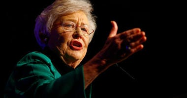 Alabama Gov. Kay Ivey on Wednesday signed into law a controversial abortion bill that could punish doctors who perform abortions with life in prison.