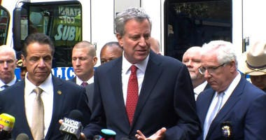 New York City Mayor Bill de Blasio will enter the 2020 Democratic presidential primary on Thursday morning, a senior Iowa Democrat with knowledge of the plans confirmed to CNN.