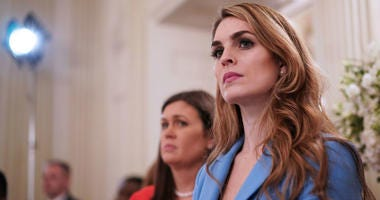 Democrats on the House Judiciary Committee plan to question President Donald Trump's long-time confidante Hope Hicks Wednesday about her knowledge of the hush-money scheme to silence Trump's extramarital affairs in the run-up to the 2016 elections.