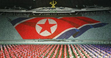 North Korea has launched at least one short range projectile, according to an initial assessment described by a US defense official.