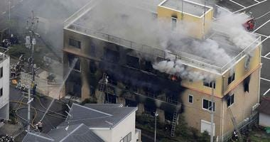 A crowdfunding campaign launched by U.S. animation distributor Sentai Filmworks to support Kyoto Animation has raised more than $2 million. The Japanese studio was a victim of an arson attack Thursday leaving 34 people dead.