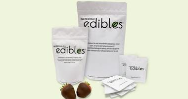 Edible Arrangements is selling CBD-infused edibles