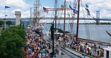 Sail Philadelphia Festival