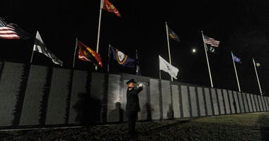 Camden County Vietnam Veterans Memorial