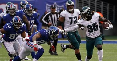 Philadelphia Eagles at New York Giants 2017