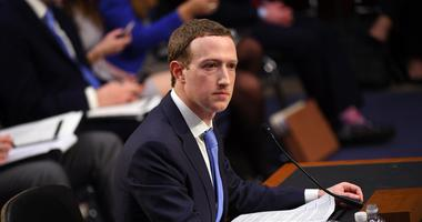 Apr 10, 2018; Washington, DC, USA; Facebook CEO Mark Zuckerberg testifies before a joint hearing of the Senate Committee on the Judiciary and the Senate Committee on Commerce, Science, and Transportation regarding the company s use and protection of user