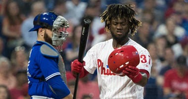 Phillies vs Blue Jays