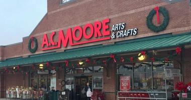 A.C. Moore on Monday announced plans to close its stores.