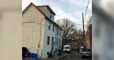 Germantown house of Renee Gilllard, who was found stabbed in her tub