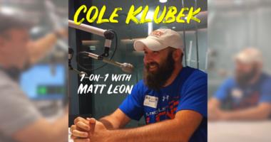 Cole Klubek on 1-on-1