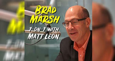 Brad Marsh in an interview with KYW Newsradio.