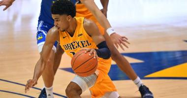 Drexel sophomore guard Cam Wynter.