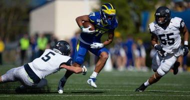 Delaware freshman wide receiver Jourdan Townsend.