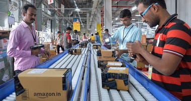 Amazon and Walmart want to transform e-commerce in India