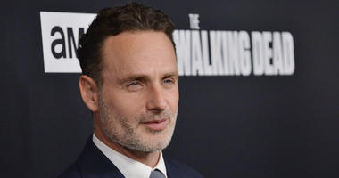 """Andrew Lincoln arrives at AMC's """"The Walking Dead"""" Season 9 Premiere held at the DGA in Los Angeles, CA on Thursday, September 27, 2018."""