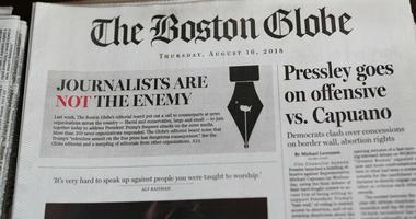 Boston Globe Threat