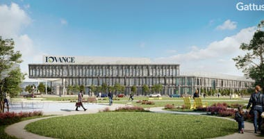 Another biotechnology company that scouted locations all over the country has broken ground at the Philadelphia Navy Yard for a production facility.