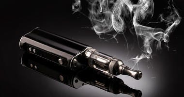 Big electronic cigarettes
