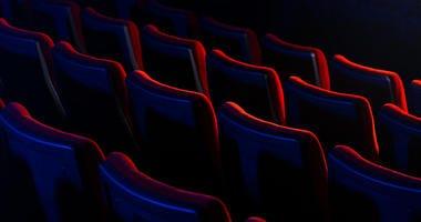 Movie theater.