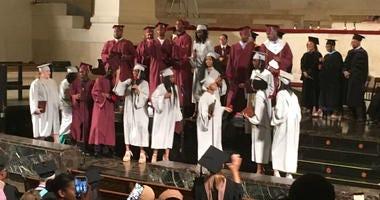 Girard College 2018 graduates