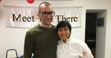 Ben Miller and Cristina Martinez of South Philly Barbacoa.