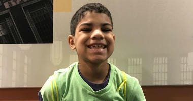 Wednesday's Child: JaMarcus