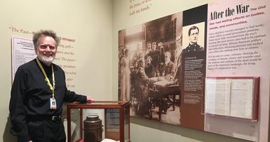 Mutter Museum director Robert Hicks