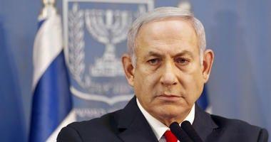 In this Nov. 18, 2018 file photo, Israeli Prime Minister Benjamin Netanyahu delivers a statement in Tel Aviv, Israel.