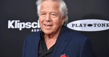 Kraft attends the 2018 Rock & Roll Hall of Fame Induction Ceremony at Cleveland's Public Auditorium in April.