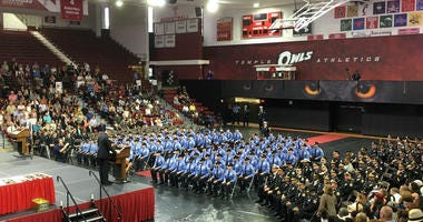 99 recruits in Philadelphia Police Academy Class 385
