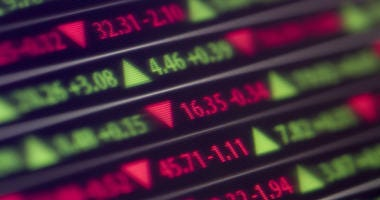 stock market gains and losses